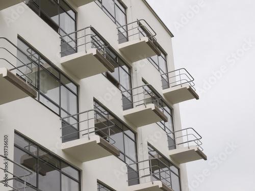 Poster Bauhaus Dessau