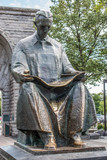 Statue of Nikola Tesla State Park Niagara Falls New York USA