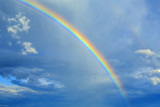 Rainbow in the sky - 89779620