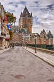 Fototapety Chateau Frontenac in Quebec city, Canada