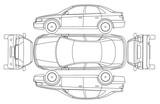 Car auto insurance protocol