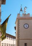 La campana a Montepulciano