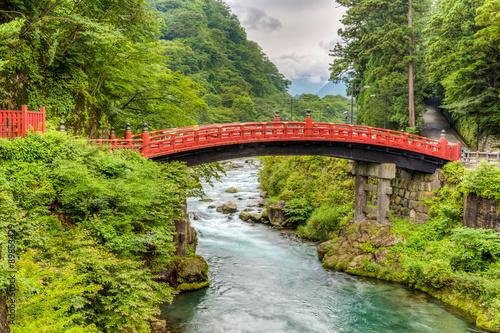 Immagini e panorami del giappone con tokyo e kyoto Poster