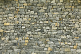 Background of stone wall texture - 89896471