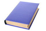 book on a white background