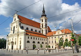 Church of St. Thomas, Brno, Czech republic