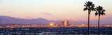 Fototapety Downtown Los Angeles, Sunset, California