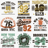 New York t-shirt set - 90018806