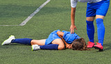 Injury on the soccer field