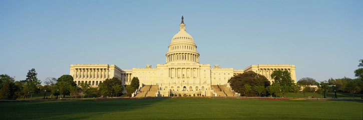 Capitol hill, Waszyngton, DC