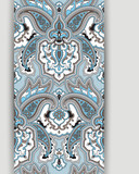 seamless pattern / paisley seamless pattern