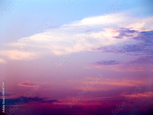 Colorful Sky - 90087043