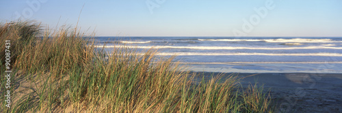 Atlantic Ocean At Sunset, Cape Hatteras, North Carolina Poster