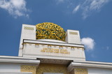 Secession Building, an Exhibition Hall for Contemporary Art, Vienna, Austria poster