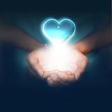 Fototapety mani, amore,  san Valentino, ti amo, cuore