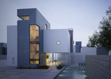 Fotorealistyczny render budynku