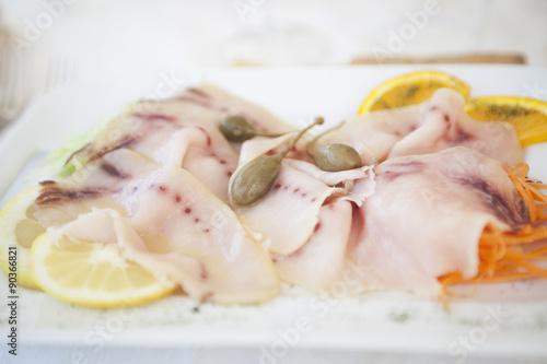 Carpaccio di Pesce Spada