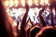 Obrazy na płótnie, fototapety, zdjęcia, fotoobrazy drukowane : Put your hands up in the air!