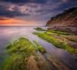 Sea rocks at sunrise - Bulgaria, The Black Sea