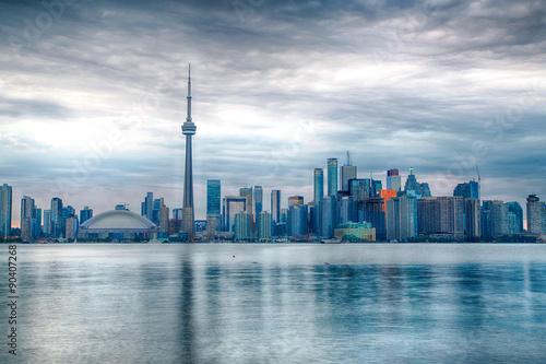Canada - Toronto - Skyline Poster