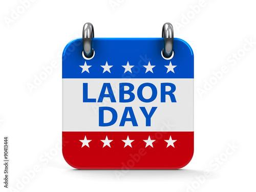 Calendar Labor Day : Quot labor day icon calendar fotos de archivo e imágenes