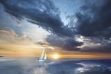 Voilier en pleine mer  - Fine Art prints