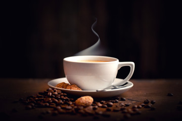 Fototapeta aromatyczna kawa