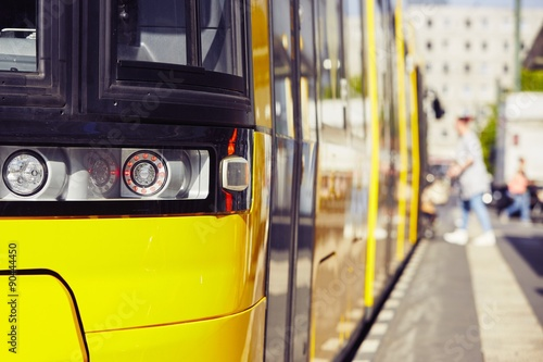 Poster Tram