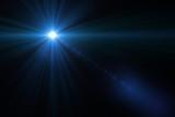 Fototapety digital lens flare