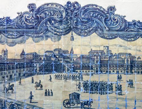 antyczna-ceramiczna-plytka-muzealny-azulejo-lisbon-portugalia