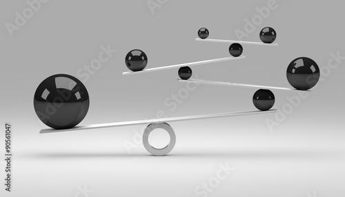 Balance / Concept / Balls