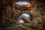 Fototapety Magnificent view of the Devetaki cave, Bulgaria