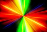 Fototapety Esplosione di luce colorata