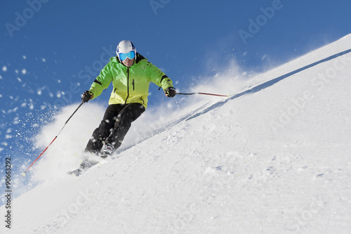 mata magnetyczna skiing free feeling