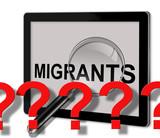 migrants poster