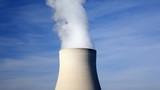 Nuclear power plant Ohu near Landshut, Bavaria, Germany - 90682801