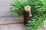 Fototapety Essential pine oil