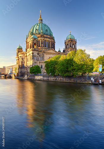 Berlin cathedral, Berliner dom - Germany Poster