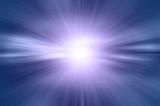 Fototapety Flash blu