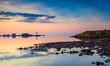Dawn at Grand Marais Harbor