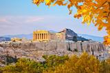 Fototapety Acropolis in Athens