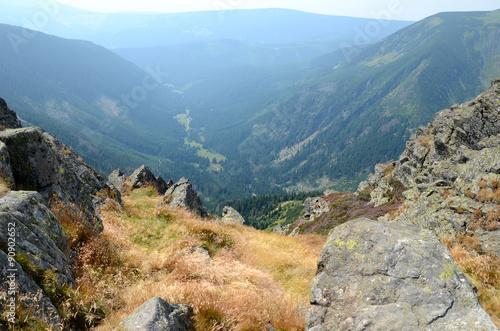 Giant Mountains in Poland (Karkonosze)