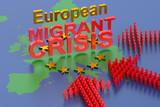 European Migrant Crisis poster