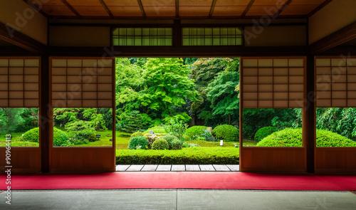 Keuken foto achterwand Kyoto 京都 雲龍院 庭園