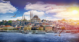 Fototapety Istanbul the capital of Turkey, eastern tourist city.