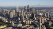 Seattle, Washington Aerial View