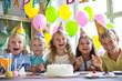 Obrazy na płótnie, fototapety, zdjęcia, fotoobrazy drukowane : Cheerful children
