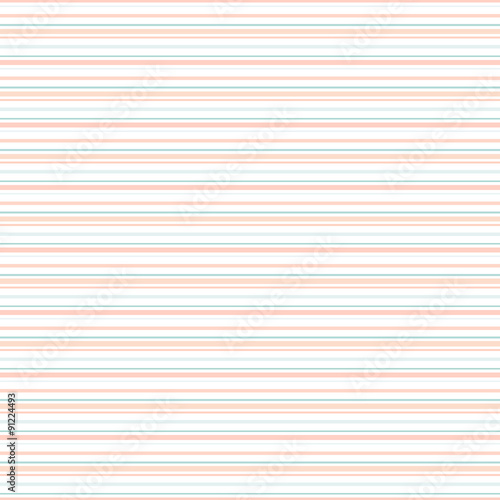 Pastel retro  seamless pattern - 91224493