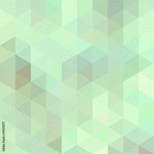 Geometric retro background © olhakostiuk