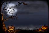 Creepy Halloween Sce...